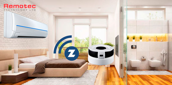 z-wave Remotec ZXT-120